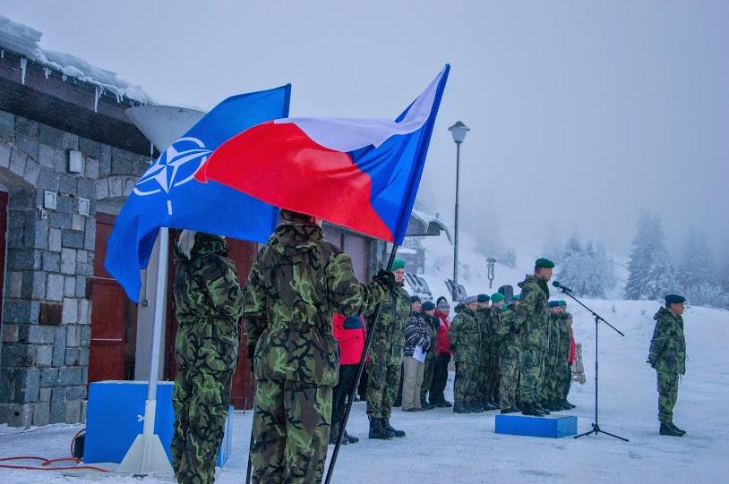 Mistrovství Armády České republiky vzimním přírodním víceboji Winter Survival 2019