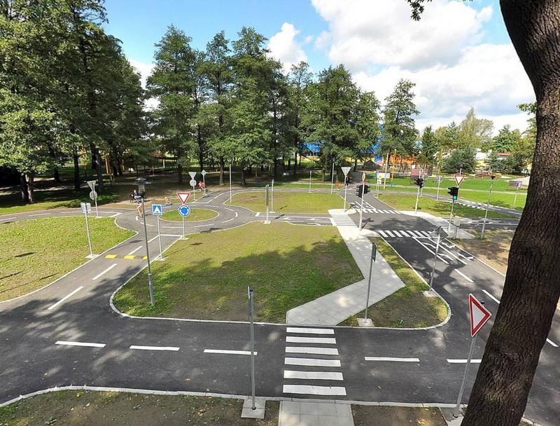 V Jeseníku vznikne dětské dopravní hřiště