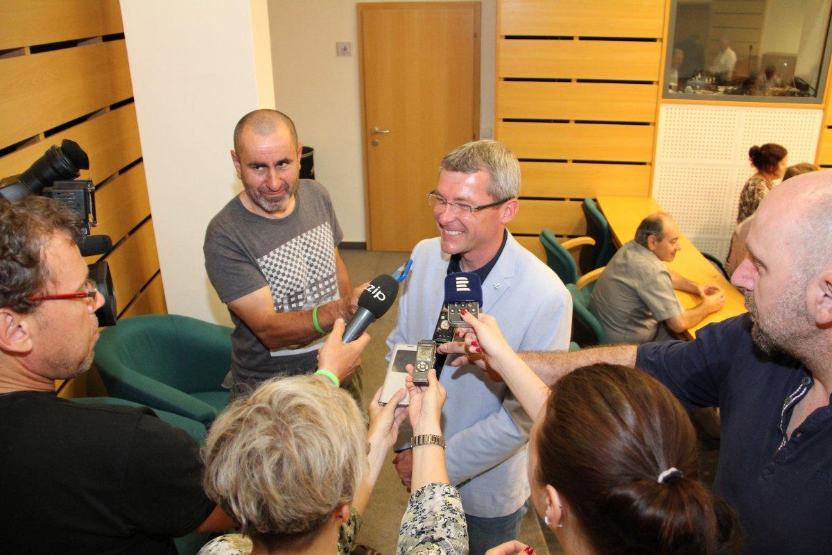 Vesnicí Olomouckého kraje roku 2017 se stala Vápenná