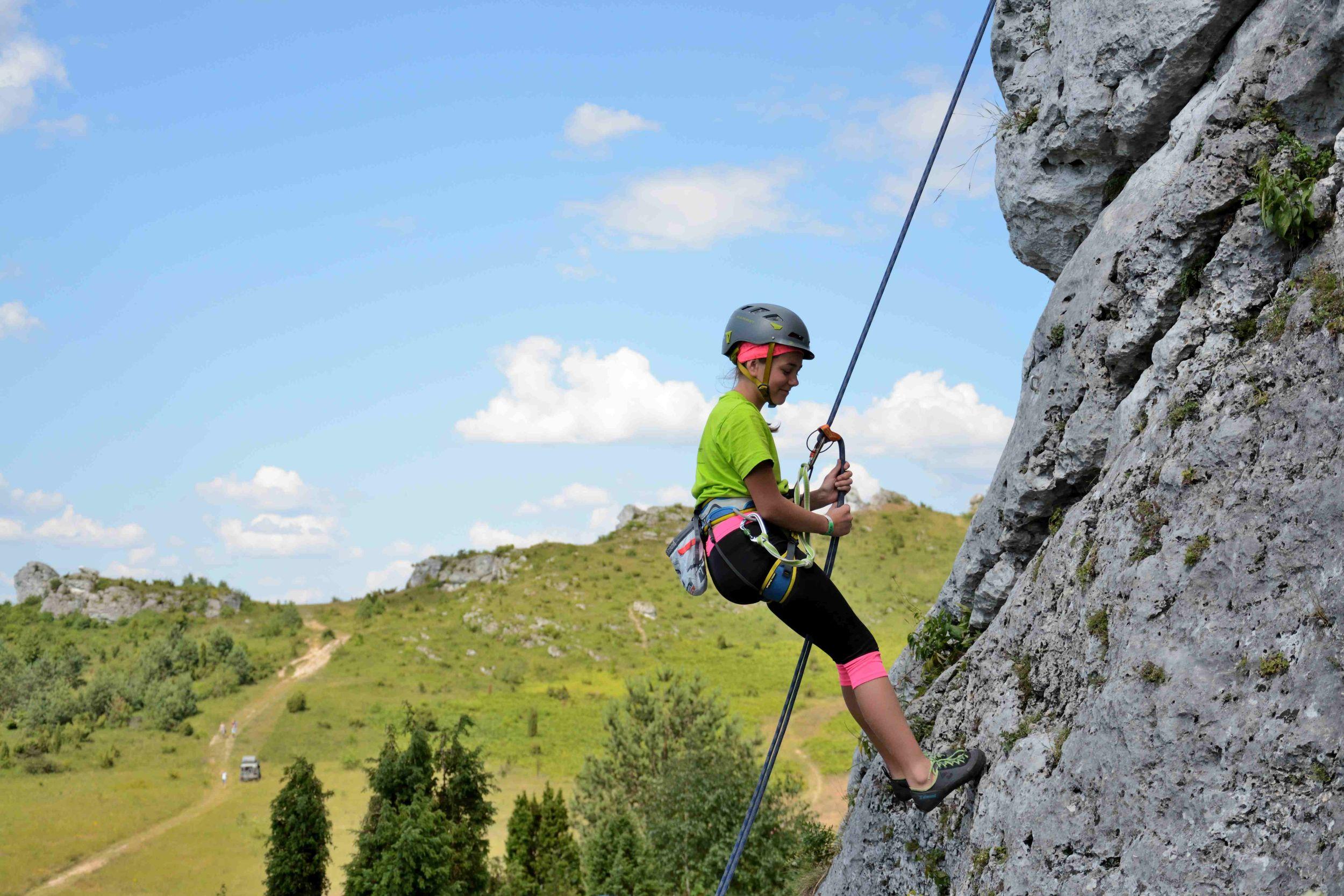 Soustředění horolezců – Naše tradice v Polsku