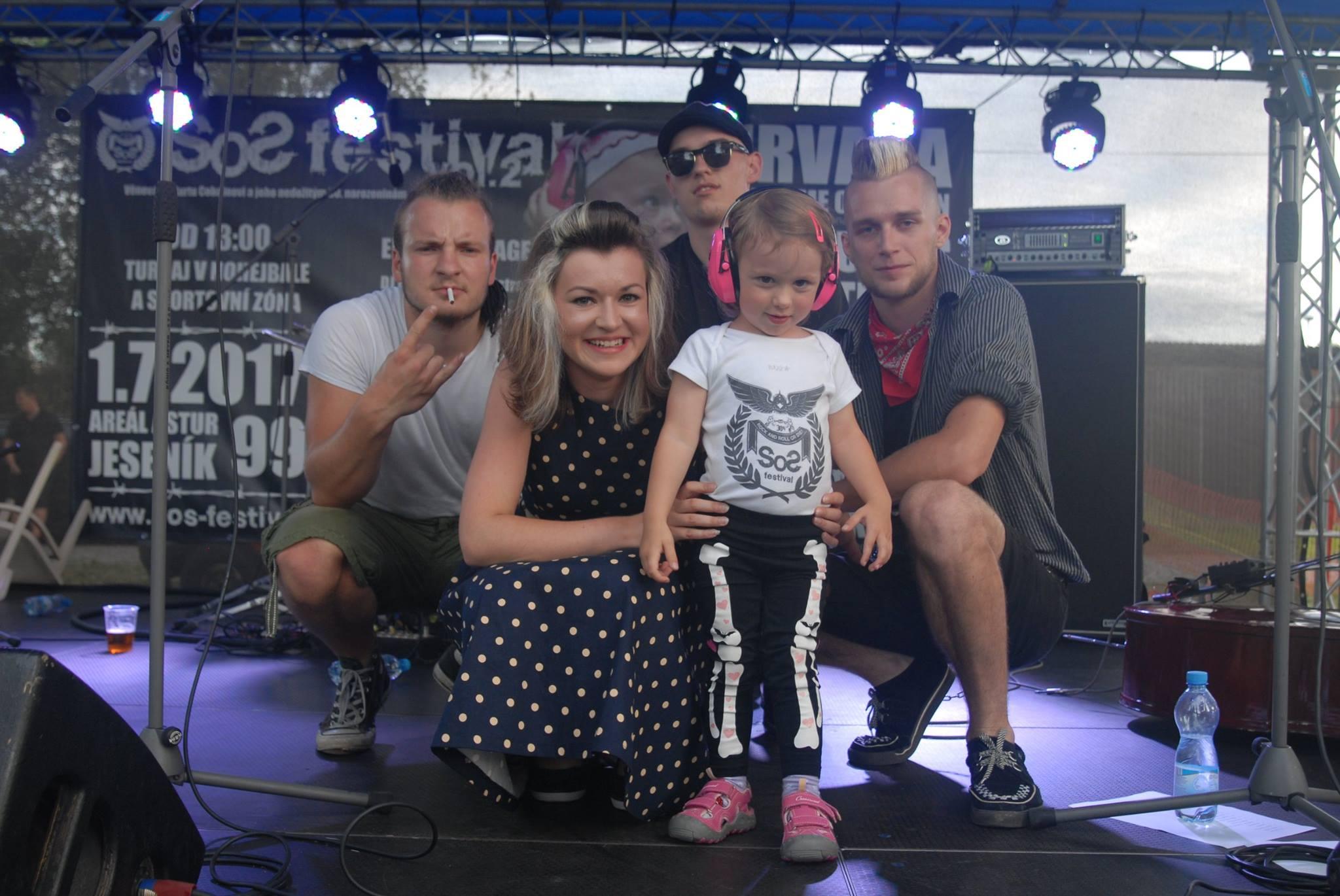 SOS festival opět nabídne pořádnou hudební nálož