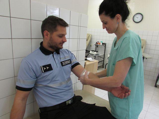 Jesenická nemocnice o Velikonocích potěší dárce krve drobnými dárky
