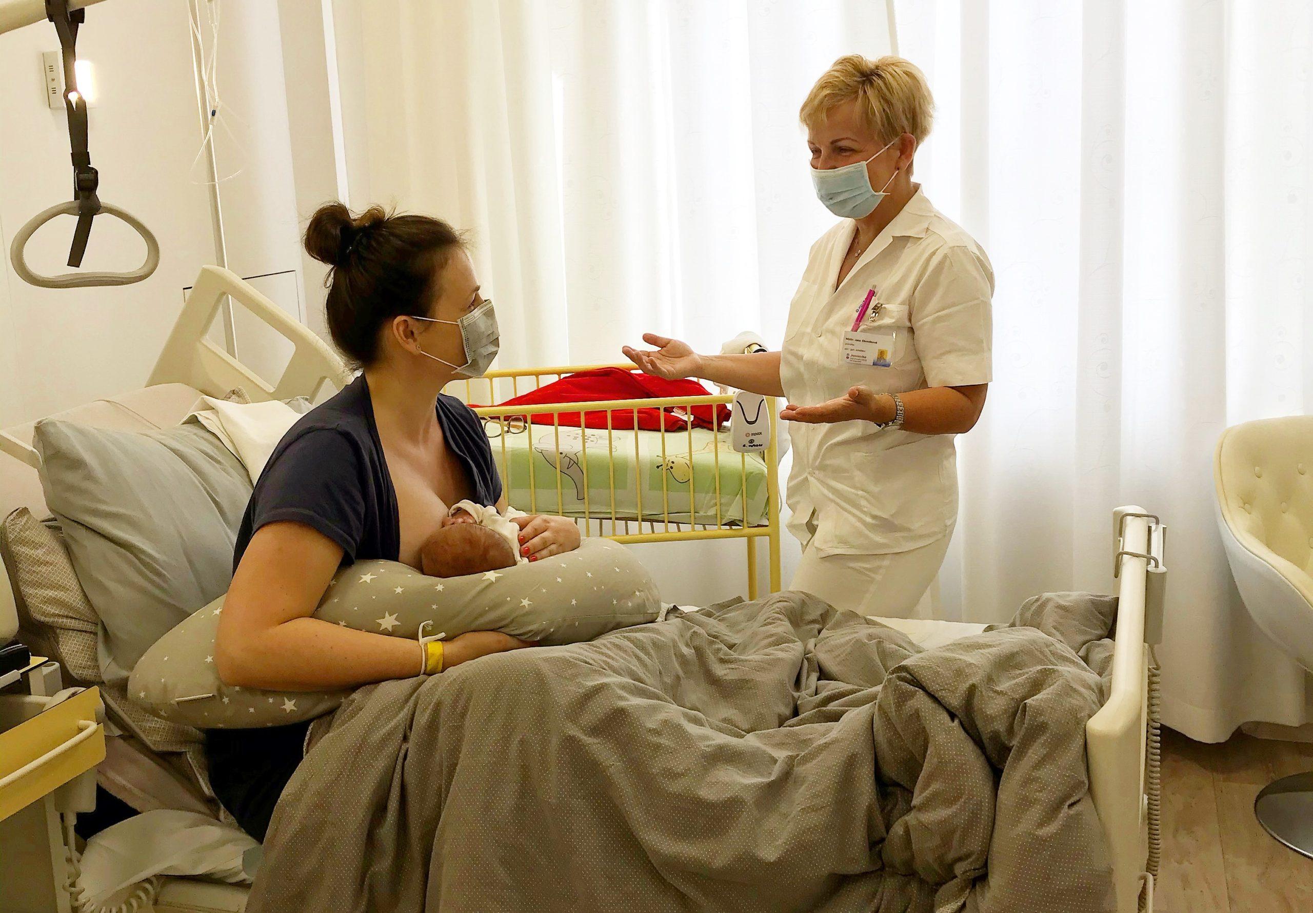 VNemocnici AGEL Jeseník se za uplynulý rok narodilo celkem 323 dětí, o 15 procent více než vpřechozím roce