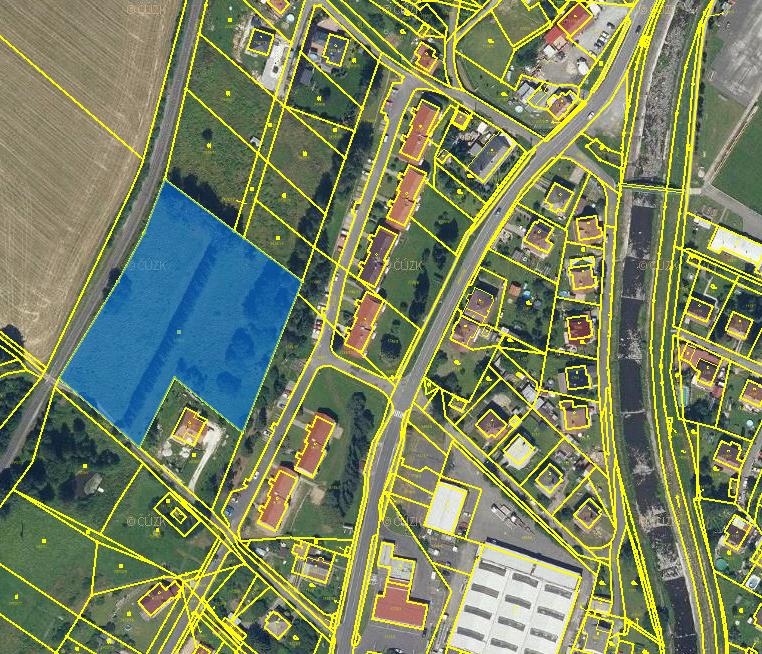 INZERCE – Prodám pozemek – stavební parcela